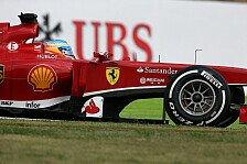 Formel 1 - Ferrari & Alonso bleiben zusammen: Domenicali: Alonso besser als Vettel