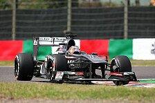 Formel 1 - Verhalten zuversichtlich: Monisha Kaltenborn erkl�rt Gutierrez-Brand