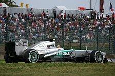 Formel 1 - Rosberg schwante B�ses: Lauda kritisiert Mercedes-Performance