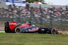 Formel 1 - Toro Rosso mit Nullnummer in Japan: Ricciardo: �berholman�ver zerst�rte Rennen