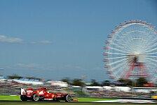 Formel 1 - Perfekte Runde: Massa schwelgt in Erinnerungen