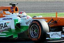 Formel 1 - Force India als Sprungbrett zu McLaren?: Jordan: Di Resta auf der Liste von vielen