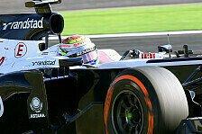 Formel 1 - Was jetzt?: Maldonado: Bei Williams nicht mehr erw�nscht?