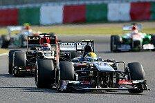 Formel 1 - Bilderserie: Die Karriere von Esteban Gutierrez