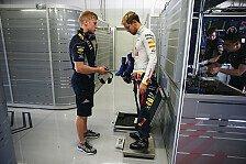 Formel 1 - Hungern f�r ein paar Zehntel: Mindestgewicht: Keine Einigung in Sicht