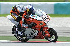 Moto3 - Alt: Großer Rückstand nach unnötigem Abflug