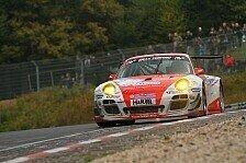 VLN - Unfall sorgt f�r Unterbrechung: Frikadelli Racing gewinnt Abbruchrennen