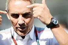 Formel 1 - Ein bisschen um meinen Job gezittert: Whitmarsh: Es ist immer meine Schuld