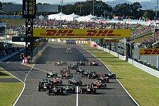 Formel 1 - Hamilton der Leidtragende: Startget�mmel-Analyse: Ausgangspunkt Webber