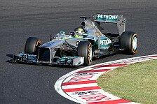 Formel 1 - Vollkoffer Perez: Videoblog - Nico Rosberg: Japan GP