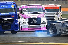 Motorsport - Bilder: Truck EM: Ellen Lohr in Le Mans