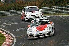 VLN - Neue Bestzeiten f�r alle Piloten: Vers�hnlicher Saisonabschluss f�r PoLe Racing