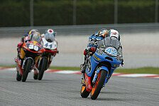 Moto3 - Erste Session in Japan: Rins f�hrt zur Regen-Pole