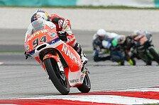 Moto3 - Podiumsplatz soll wieder Luft bringen: F�r Folger geht es nun gegen Oliveira