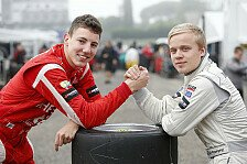 Formel 3 EM - Bilder: Vallelunga - 25. - 27. Lauf