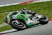 MotoGP - Staring gibt zu Hause alles: Bautista trotz Crash schnell