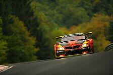 VLN - Nach Aufstieg in den Top-10 etabliert: Walkenhorst-BMW mit speziellem Dunlop-Design