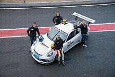 Carrera Cup - Deutsches Talent in der Endrunde: Wer wird der neue Porsche-Junior 2014?