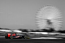 Formel 1 - Bilder: Japan GP - Black & White Highlights