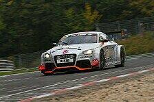 VLN - Ein Wechselbad der Gef�hle: Erneutes Podium f�r race&event-Audi