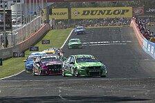 DTM - Anderes Racing bei den V8 Supercars: Ekstr�m schw�rmt von T�r-an-T�r-K�mpfen