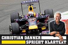 Formel 1 - Vettel-Dominanz und sonst nichts: Rennen: Christian Danner spricht Klartext