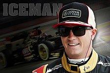 Formel 1 - Ich wei�, was ich tue: Video-Wochenende - Best of Kimi R�ikk�nen