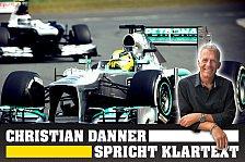Formel 1 - Mercedes k�mpft um die WM: Christian Danner spricht Klartext