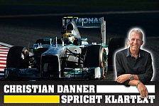 Formel 1 - Training: Christian Danner spricht Klartext