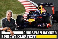 Formel 1 - Red Bull hat nicht Regie gef�hrt: Christian Danner spricht Klartext
