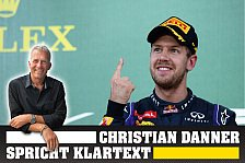 Formel 1 - Die Extraklasse eines Sebastian Vettels: Christian Danner spricht Klartext