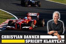 Formel 1 - Weg mit den klassischen Tilke-Strecken!: Christian Danner spricht Klartext