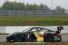 Blancpain GT Serien - Siebter Platz der Pro-Am-Klasse: Schadensbegrenzung bei Haribo Racing