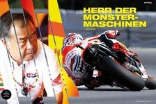 MotoGP - Der Doktor spricht: Jetzt im Handel: Motorsport-Magazin #33