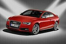 Auto - Exklusive Ausstattung in limitierter Auflage : Audi A5 Coup� als DTM-Sondermodell