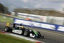 Formel 3 EM - Platz 19 das Maximum: Technische Probleme bei Lucas Wolf