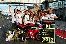 IDM - Mit 9 Saisonsiegen zum Titel: SSP - Wahr kr�nt sich zum Champion