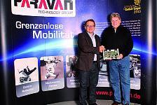 Formel 1 - Behindertengerechtes Fahren statt Formel 1: Geheimnis gel�ftet: Das macht Norbert Haug