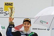 IDM - Nur Gesamtrang sieben nach Aus im zweiten Rennen: SSP - Gr�nwald mit viertem Podium
