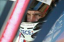 Carrera Cup - Absage aus gesundheitlichen Gr�nden: Erhart: Keine Teilnahme am Saisonfinale