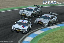 Games - Unterwegs in Hockenheim: Video - DTM Experience Reality Check