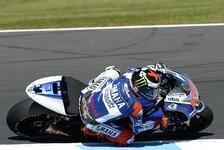 MotoGP - Alle schie�en gegen Bridgestone: Rossi gibt Gummi