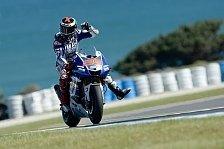 MotoGP - Marquez disqualifiziert: Lorenzo gewinnt Chaos-Rennen in Australien