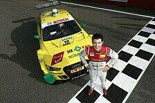 DTM - Die Frage ist Le Mans oder DTM?: Rockenfeller bleibt 2014 Audi treu