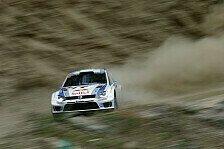 WRC - Das Gr��te im Rallye-Sport: Volkswagen und das Megacomeback