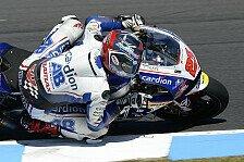 MotoGP - St�rkstes Rennen bisher: Scassa verpasst Punkte hauchd�nn