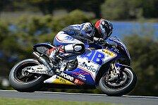 MotoGP - Unglaubliche Erfahrung: Scassa: Ich wollte schneller sein