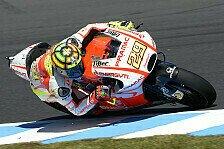 MotoGP - Dovizioso geschlagen: Iannone erstmalig vor einer Werks-Ducati