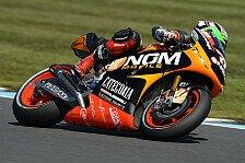 MotoGP - Technikprobleme und falsche Reifenwahl: Corti und Edwards im Pech