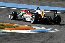 Formel 3 EM - Safety Car und Kiesbett-Rodeln: Meister Marciello holt letzten Siegerpokal 2013